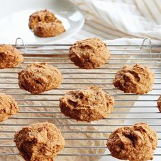 Perfect rainy Monday evening activity. Sweet Potato Cookie recipe is on the blog