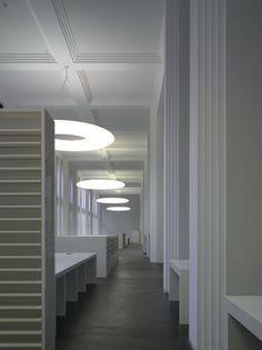 Municipal Archives, Amsterdam | Claus en Kaan Architecten; Photo: Christian Richters | Archinect