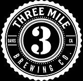 Three Mile Brewing Co. logo