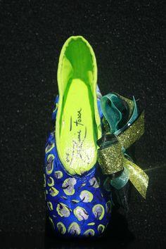 Pointe Shoe inspiration #2