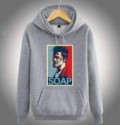 Fight Club hoodie for men Tyler Soap xxxl fleece pullover
