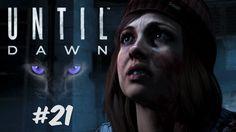 UNTIL DAWN PS4 Gameplay Walkthrough Ep 21 Incontri ravvicinati