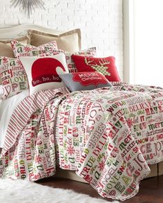 Holiday Luxury Quilt Collection, Main View