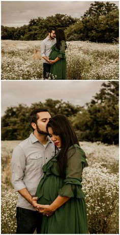 This maternity session ended with a sky so perfect, it looked painted! Summer Maternity Photos, Couple Pregnancy Photoshoot, Outdoor Maternity Photos, Maternity Photography Outdoors, Maternity Poses, Couple Maternity Photos, Family Photography, Photography Ideas, Maternity Photo Props