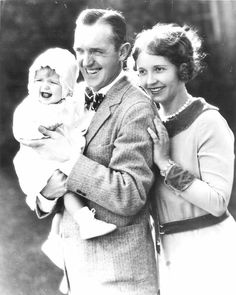 Stan Laurel and Wife