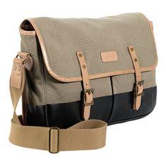 Hermitage Messenger Bag - Mens Accessories: Colehaan.com