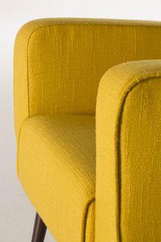 #RubelliCasa - fauteuil Colombina - Rubelli Casa - www.rubelli.com/