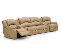 41066 Dane Theater Sectional | Palliser Furniture