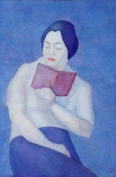 Reading and Art: Albert Reuss