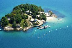 Isla Privilège . Angra dos Reis . Brasil
