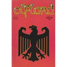 ELFLORD #21   1986-1988   VOLUME 2   AIRCEL   $4.80