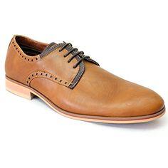 Ferro Aldo Mens 19396 Double Monk Strap Dual Cap Toe Loafers Dress Shoes