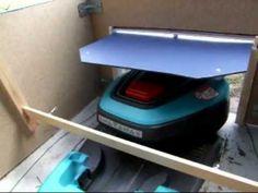 m hroboter rolltor garage eigenbau 2 projects pinterest m hen garten and rasenm her roboter. Black Bedroom Furniture Sets. Home Design Ideas