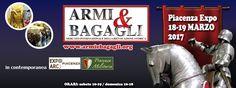 Italia Medievale: Armi & Bagagli a Piacenza Expo
