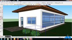 17 Sketchup Clicks Ideas Google Sketchup Glass Facades Bedroom Corner