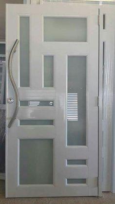 all type door design Grill Door Design, House Gate Design, Door Gate Design, Door Design Interior, Unique House Design, Wooden Front Door Design, Wooden Front Doors, Modern Front Door, Iron Front Door