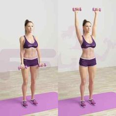 7 Simple Workout Moves That Will Get You Sexy, Toned Arms In A Week – Fitness UK Tips