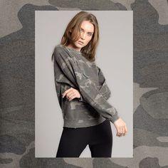 6f15564186728e Ragdoll LA, Designed Essentials with European-Chic Aesthetics. Long JohnsMilitary  JacketPrint PatternsCamoKnitwearSweatshirtLong ...
