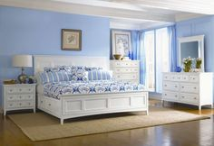 http://www.justsoakit.com/wp-content/uploads/2015/01/elegance-blue-bedroom-interior-design-with-blue-duvet-cover-and-pillow-as-well-striped-curtain-windowand-white-wooden-furniture-set-including-brown-rug-on-wooden-floor-970x669.jpg