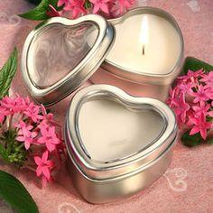 Light+for+Love+Collection+Heart+Candle+Favor+Tins