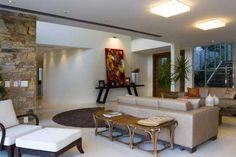 Portal diário Decor, salas de estar, ver mais em diariodecor.com.br #decoracao #interiordesign #decor #casa #sala #livingroom #home #house #saladeestar #felipearaujo