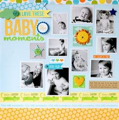 Baby layout with Bel