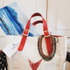 We collect discarded and retired sail for the Greek seas and upcycle them into carefully designed and long-lasting bags & accessories. Greek Sea, Longchamp, Bag Accessories, Tote Bag, Chic, Bags, Collection, Style, Fashion