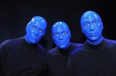 How to Make Blue Man Group Costumes