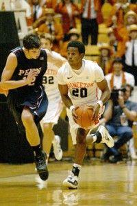 Princeton Men's Hoops Falls to Pitt in CBI; Davis Provides Bright Spot With Milestone