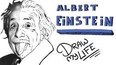 ALBERT EINSTEIN | Draw My Life En Español