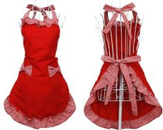 Cute Red Cotton Flirty Womens Aprons Fashion for Girls Vintage Cooking Retro Apron with Pockets Special for Gift hyzrz,http://www.amazon.com/dp/B00C28P396/ref=cm_sw_r_pi_dp_6c2Bsb1Y8CTNHPMS
