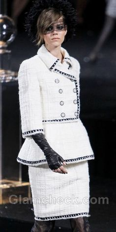 chanel suit....one day.....