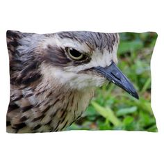 Curlews Head Pillow Case