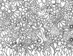 Creatief kleuren / deel art-therapie - Google zoeken