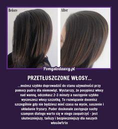 PROSTY I PRAKTYCZNY SPOSÓB NA PRZECHOWYWANIE NASION :) Healthy Women, Healthy Tips, Diy Beauty, Beauty Hacks, Mini Vacation, Healthy Lifestyle Changes, Good Advice, Diy Hairstyles, Your Hair