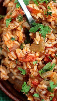 Spicy Vegan Jambalaya