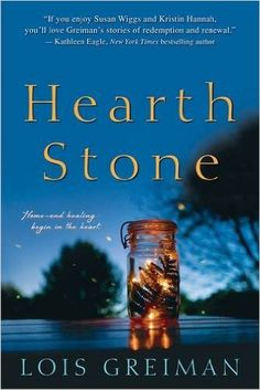 "Hearth stone / Lois Greiman. First in the new ""Home in the hills"" series from the Minnesota romance author, now living in Spring Valley. Estranged from her wealthy father, and her equestrian hopes shattered by injury, Sydney moves to a ramshackle ranch in the Black Hills, where she discovers a mustang in need of help. With the aid of Hunter Redhawk, perhaps both of them can heal."