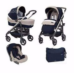 Passeggino Trio inglesina trilogy 2017 Baby Strollers, Colours, Beige, Children, Babies Stuff, Collection, Baby Prams, Young Children, Boys