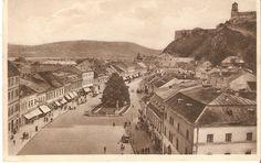Trenčín počas 1.ČSR