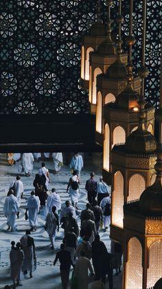 Mecca Wallpaper, Islamic Quotes Wallpaper, Islamic World, Islamic Art, Mecca Masjid, Medina Mosque, Muslim Pray, Muslim Culture, Beautiful Quran Quotes
