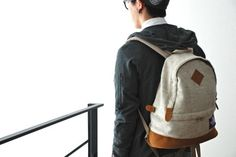 Sweet jacket and backpack!