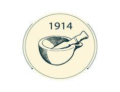 Symbol design for Farmacia Central   - Diseño de símbolo Farmacia Central / #Graphics #Identity #PowerfulBrands #DesignByRocket