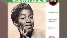 Sarah Vaughan - September Song (1954) September Song, Jazz, Songs, Movie Posters, Jazz Music, Film Poster, Song Books, Billboard, Film Posters