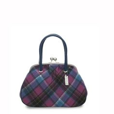 Ness Monday Tweed Shoulder Bag 109