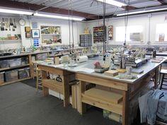 Wax Works West studio