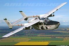 Cessna O-2A Super Skymaster (M337) aircraft picture
