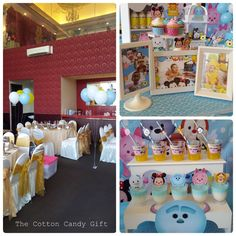 The Cotton Candy Gift - William 1st Birthday