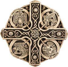 Early Christian, Christian Gifts, Cross Wall Art, Luke Luke, Four Gospels, Book Of Kells, Important People, Light Of The World, Celtic Art