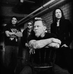 Hard rock - Metallica