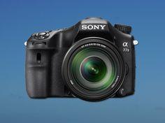 Fotografia: focar com precisão - High-Tech Girl   Fotografia. Nova Sony α77 II